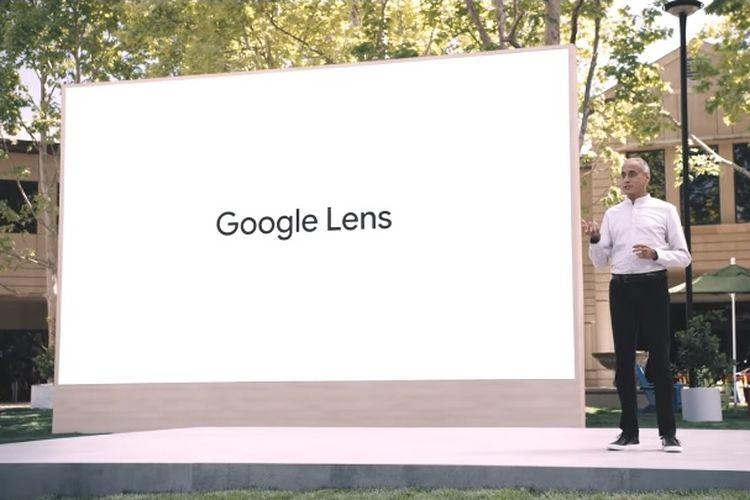 Senior Vice President Google, Prabhakar Raghavan dalam sesi keynote Google I/O 2021