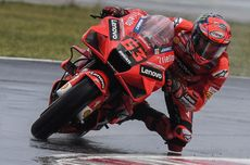 Hasil Kualifikasi MotoGP San Marino 2021, Bagnaia Raih Pole Position Diikuti Jack Miller