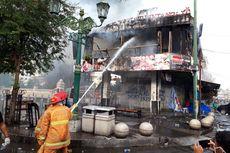 Mengungkap Fakta Restoran Legian di Malioboro Terbakar Saat Kerusuhan di DPRD DIY