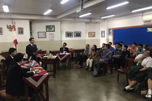 Terapkan Merdeka Belajar, SMA Kolese Kanisius Jakarta Presentasikan Research Paper