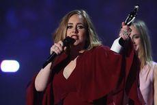 Adele Terpilih Jadi Pencipta Lagu Terbaik Se-Inggris dan Irlandia