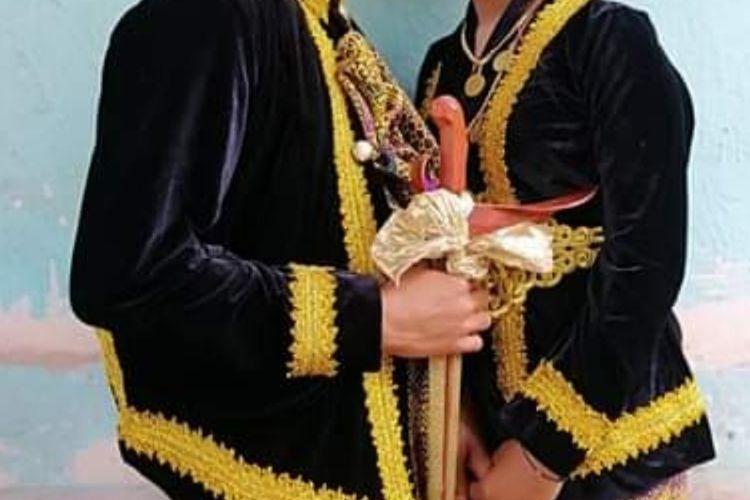 Pasangan remaja menikah di usia muda, EB (15) dan UD (17). Keduanya telah melangsungkan pernikahan 10 Oktober 2020.