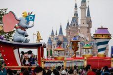 Imbas Virus Corona, Shanghai Disney Tutup Sementara
