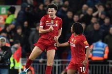 Liverpool Vs Everton, Video Gol Spektakuler Curtis Jones dalam Derbi Merseyside