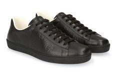 Sepatu New Ace Gucci Mendapat Tampilan