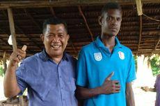 Mulai dari Kaki, Pebasket Remaja Asal Papua Ini Wujudkan Mimpi