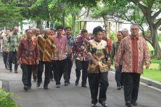 Jokowi Risih Sepak Bola Indonesia Kalah Peringkat dari Vietnam