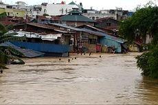 Banjir Parah di Medan, Diduga Luapan Sungai Deli