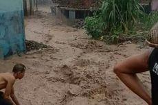 Banjir di Sukajaya Bogor, Rumah dan Masjid Terdampak