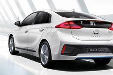 Mobil Listrik Hyundai Ioniq, Menjelajah 373 Km Ketika Baterai Penuh