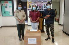 KG Media dan Yayasan Dana Kemanusiaan Kompas Salurkan APD kepada Nakes di Sorong, Papua Barat