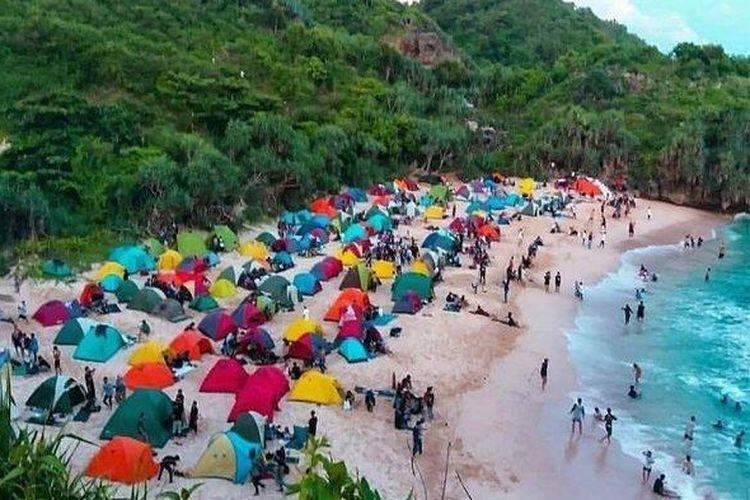 Pantai Sedahan, Gunungkidul.