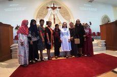 Kaul Kekal Dihadiri Sahabat Muslim, Biarawati Ini Sebarkan Persaudaraan Lintas Iman