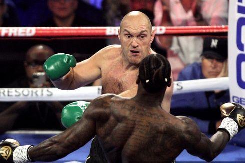 Andai Terima Tantangan Ayah Tyson Fury, Haye yang Jagokan Wilder Kehilangan Rp 1,8 Miliar