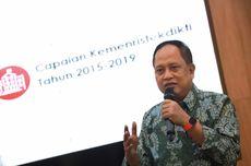 6 Capaian Kemenristekdikti, Menristek: Saya Hanya Bekerja dan Bekerja untuk Indonesia