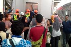 Ini Penyebab 7 Orang Terjebak di Dalam Lift Stasiun Parung Panjang