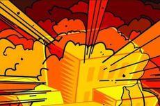 Ada Material Berbahaya dalam Ledakan di Pos Polisi Semarang