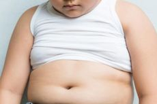 3 Tips Atasi Berat Badan Anak yang