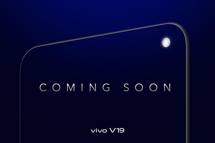 Poster teaser Vivo V19