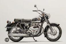Kawasaki Meguro 500, Motor Legendaris Kolaborasi Dua Nama Besar Jepang