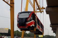 Disubsidi Pemerintah, Tarif LRT Jabodebek Dipatok Rp 12.000