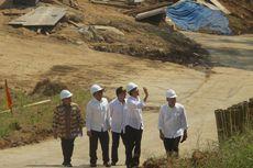 Tinjau Proyek Tol Bocimi, Jokowi Terengah-engah