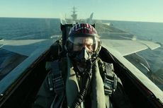 Tom Cruise Tak Diizinkan Terbangkan F-18 untuk Top Gun: Maverick