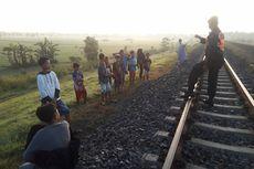 Awas Ngabuburit di Rel Kereta, Berbahaya dan Bisa Didenda Rp 15 Juta
