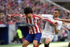 Babak I Atletico Madrid Vs Sevilla, Drama 4 Gol dan 2 Penalti