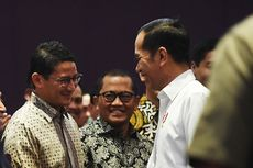 Survei: Elektabilitas Sandiaga Naik Dua Kali Lipat jika Prabowo Tak Maju Pilpres 2024