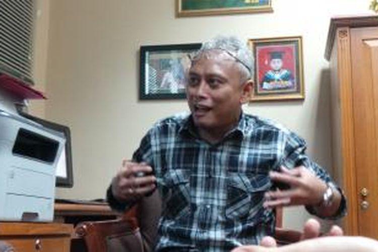 Politisi PDI Perjuangan Arif Wibowo