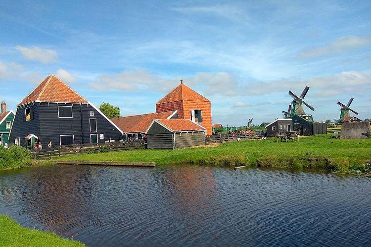 Zaanse Schans di Belanda