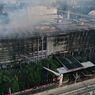 Menanti Penetapan Tersangka Kebakaran Gedung Utama Kejagung...