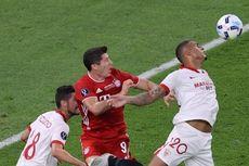 Bayern Muenchen Vs Sevilla, Skor Sama Kuat untuk Babak Pertama