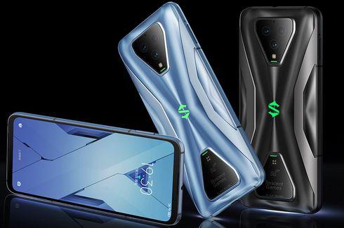 Black Shark 3S Resmi Meluncur dengan Snapdragon 865 dan Layar 120 Hz