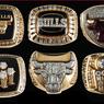 Koleksi 6 Cincin Juara NBA Chicago Bulls Dilelang, Laku Berapa?