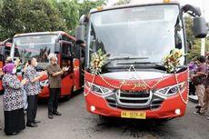 Koridor Baru Bus Trans Jateng, Tempuh Rute Semarang-Gubuk