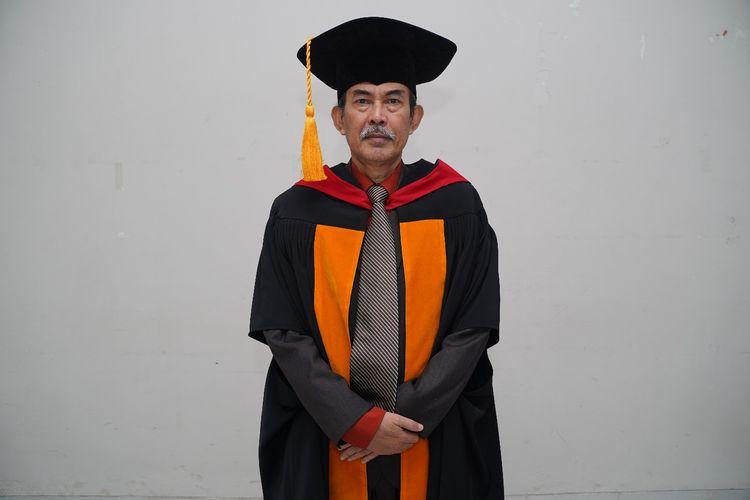 Guru Besar Bimbingan dan Konseling Universitas Pendidikan Indonesia (UPI) Prof. Dr. Agus Taufiq, M.Pd.