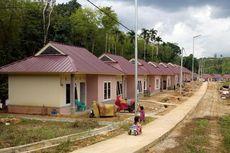 25 Rusus Diserahkan kepada Warga Bantaran Sungai Ogan Komering Ulu