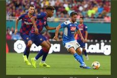 Napoli Vs Barcelona, Empat Pemain Blaugrana Absen