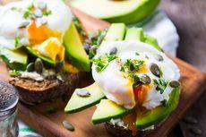 Tips Masak Poached Egg agar Tidak Hancur, Pakai Cuka