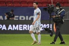 Klasemen Copa America 2021, Argentina dan Brasil Kompak di Puncak