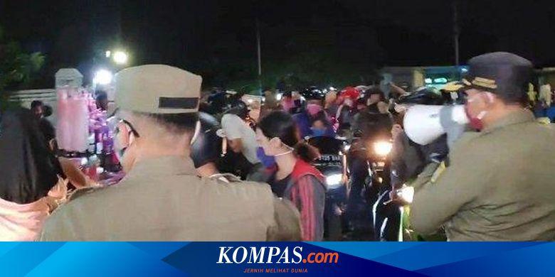 Curhat Satpol PP Bubarkan Kerumunan Warga: Kita Juga Takut Penyakit