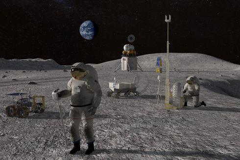 Rahasia Alam Semesta: Berjalan Mengelilingi Bulan, Butuh Berapa Lama?