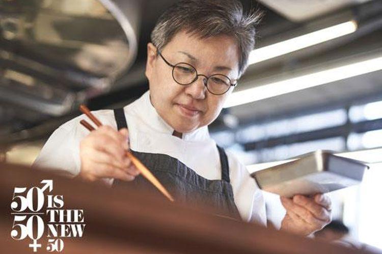 Koki asal Korea Selatan, Cho Hees Suk menerima penghargaan sebagai Koki Perempuan Terbaik di Asia pada 2020 dalam gelaran The Worlds 50 Best Restaurants.