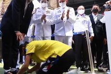 Sambil Bersujud, Atlet Taekwondo Thailand Persembahkan Medali Emas Olimpiade ke Sang Ayah