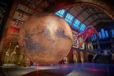 Museum di London Punya Replika Planet Mars, Seperti Apa?