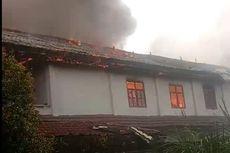 4 Fakta Asrama Mahasiswa Papua di Tomohon Terbakar, Kecerobohan Penghuni hingga Polisi Lakukan Investigasi