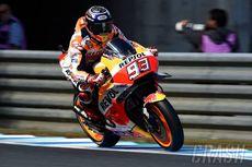 Marc Marquez Raih Pole Position Kelima di MotoGP Australia