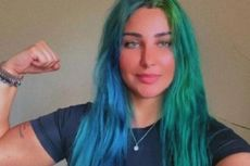 Karena Tato dan Warna Rambut, Influencer Saudi Ini Kehilangan Hak Asuh Anak